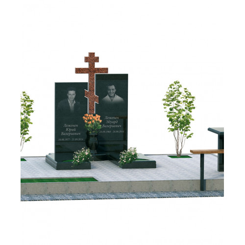 Памятник для двоих B84