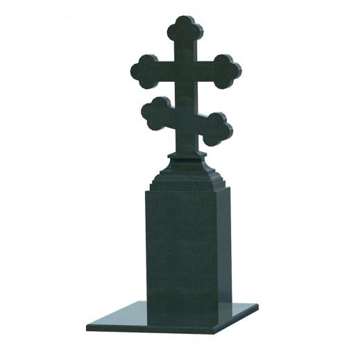 Крест из гранита A61