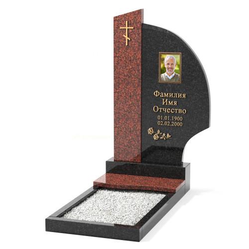 Одинарный памятник Э-8