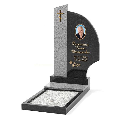 Одинарный памятник Э-9