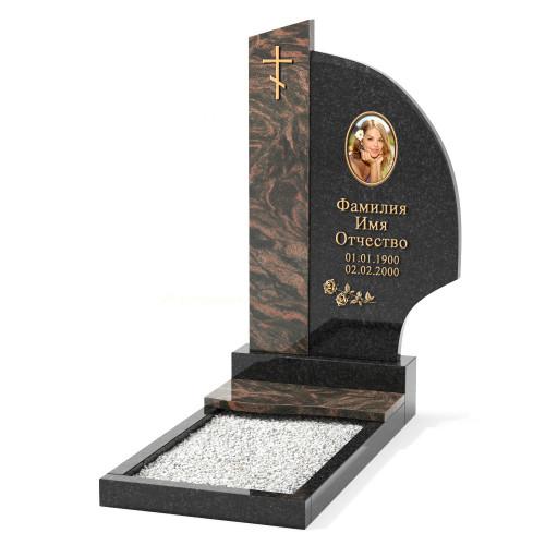 Одинарный памятник Э-6
