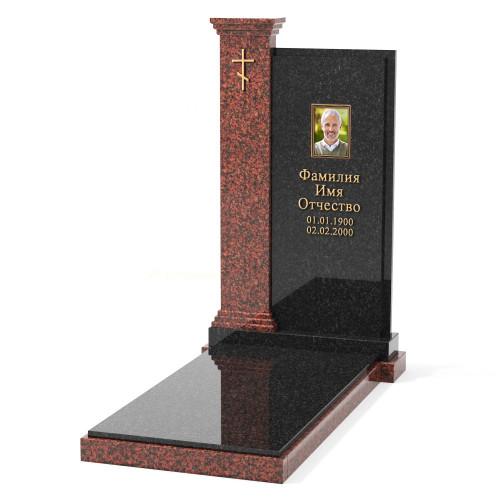 Одинарный памятник Э-25