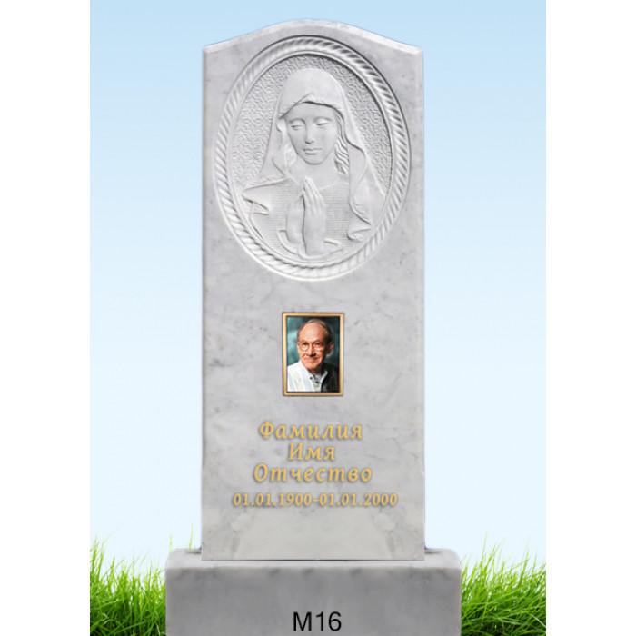 Памятник из мрамора M-16