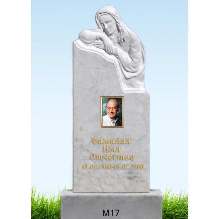 Памятник из мрамора M-17