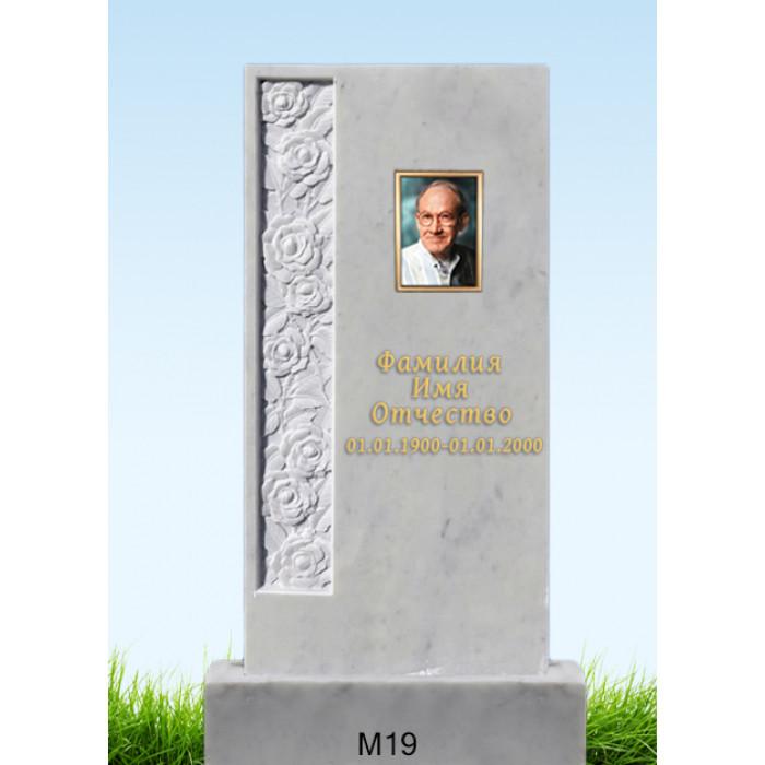 Памятник из мрамора M-19