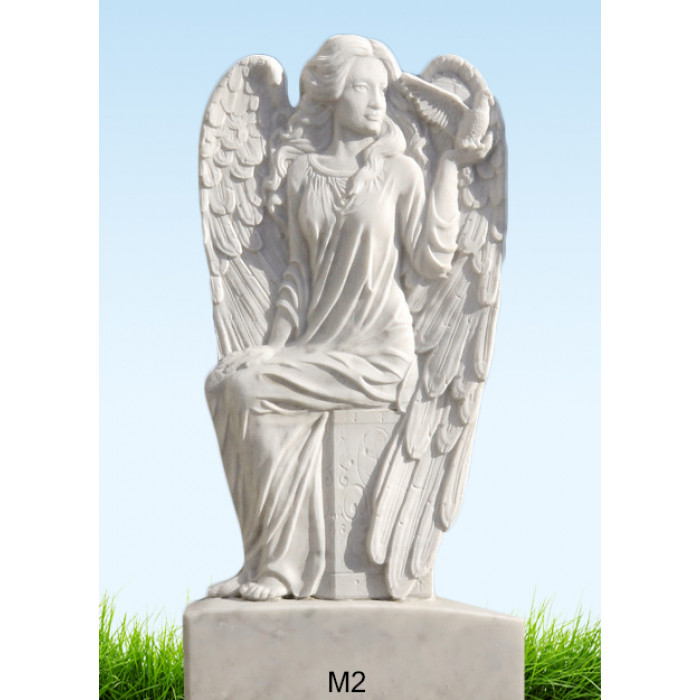 Памятник из мрамора M-2