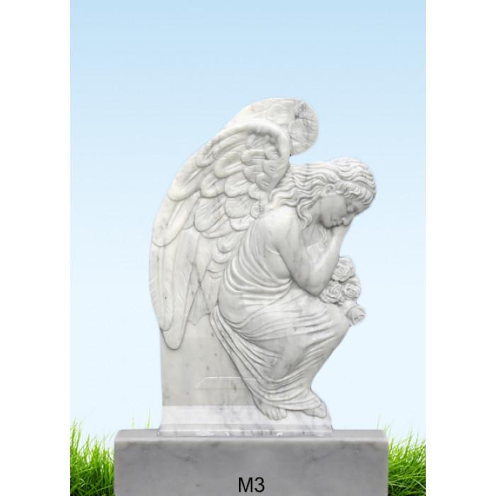 Памятник из мрамора M-3