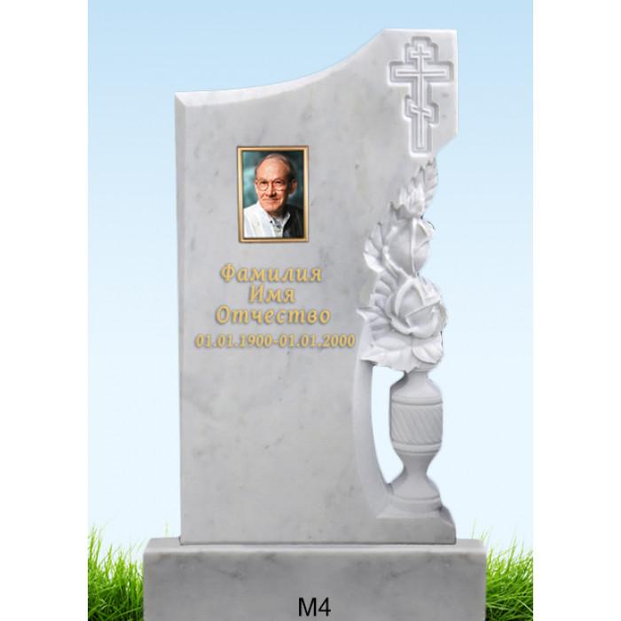 Памятник из мрамора M-4