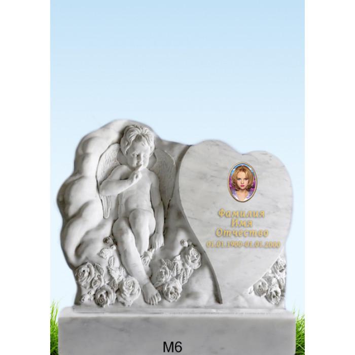 Памятник из мрамора M-6