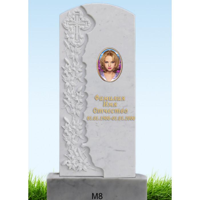 Памятник из мрамора M-8