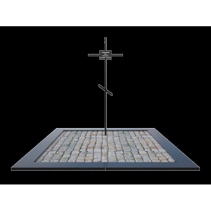 Крест православный №4