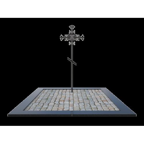 Крест православный №9