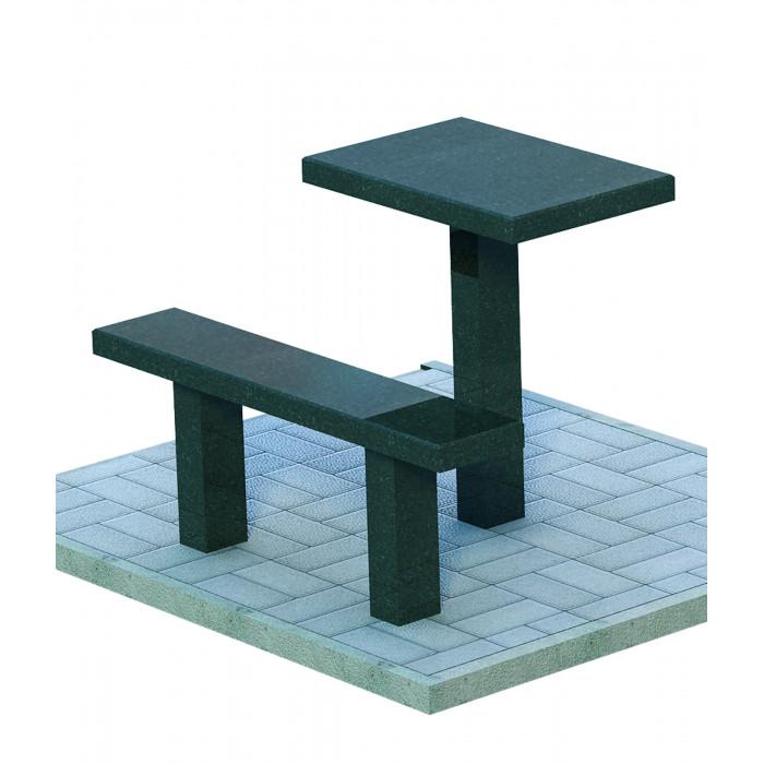 Столы скамейки №2