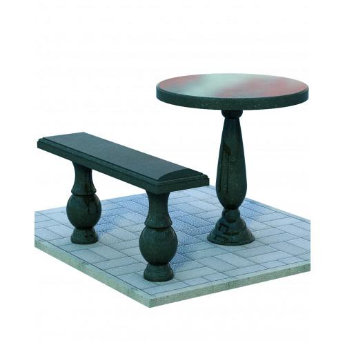Столы скамейки №4