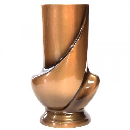Ваза ритуальная №1 бронзовая